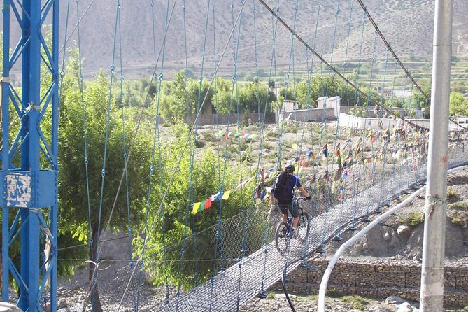 Half Day Moutain Biking in Kathmandu Valley photo 2