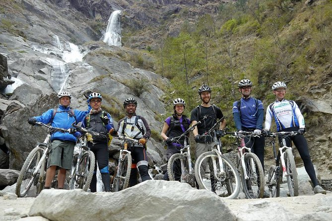 Half Day Moutain Biking in Kathmandu Valley photo 11
