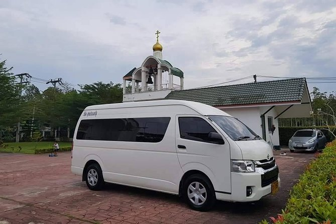 Private Phuket Point To Point Transfer Services by Minivan