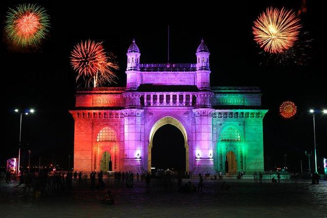 Explore Mumbai at Night - Walking Tour