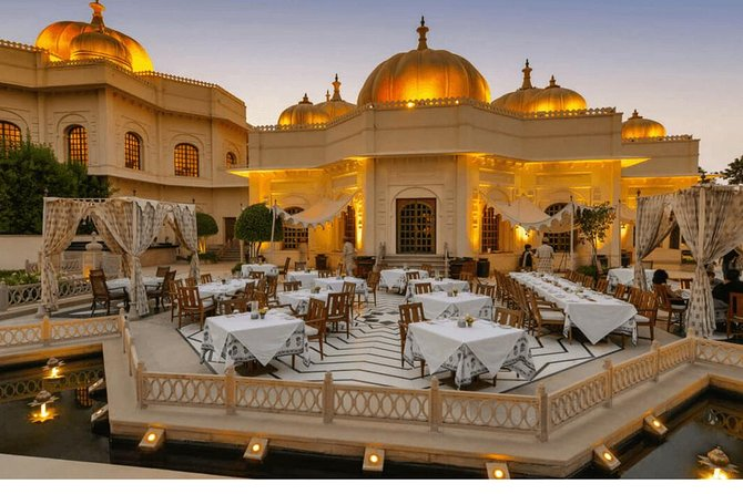 8 Days Private Luxury Oberoi Golden Triangle Tour with Udaipur photo 1