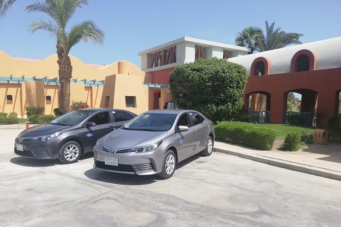 Transfer from Hurghada to Luxor city by private Cars