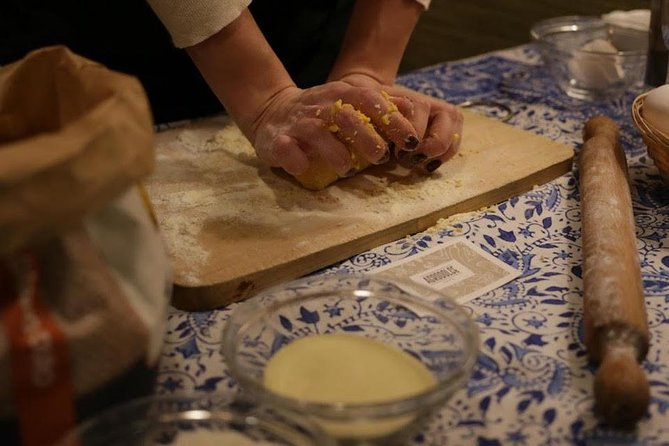 Pasta-Making Class in Rome, Footsteps from Trevi Fountain
