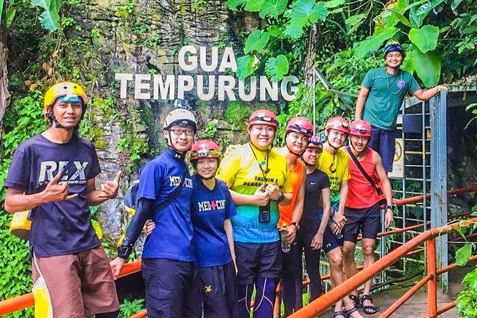 Discover Perak Tempurung Cave (from KL)