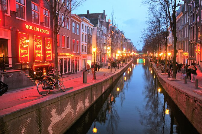 Amsterdam Red Light District Walking Audio Tour by VoiceMap