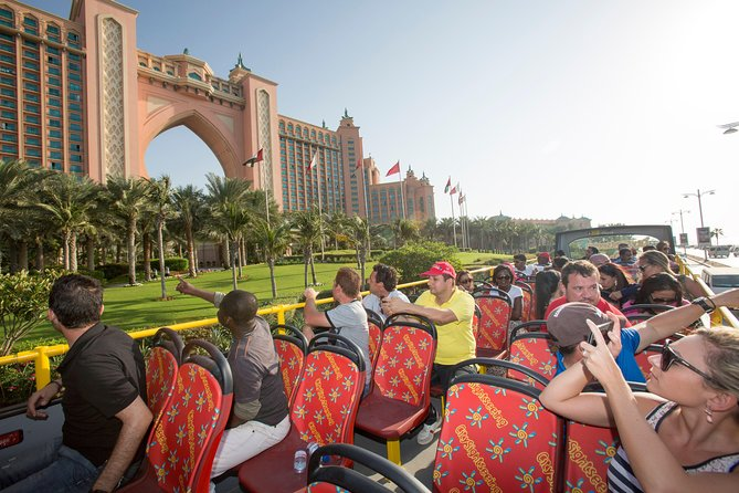 City Sightseeing Dubai Hop-On Hop-Off Bus Tour