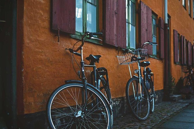 Bicycle tour of Copenhagen by a local guide (1.5 hours)