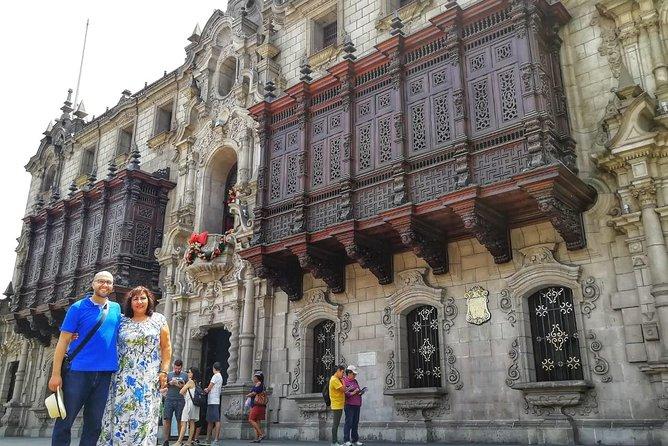 Private Historic Lima & Larco Museum