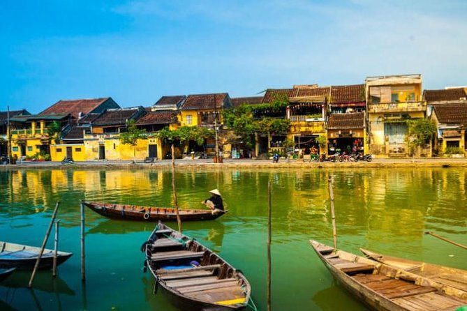Hoi An - Golden Bridge - Ba Na Hill - Da Nang City Tour 3 Days 2 Nights