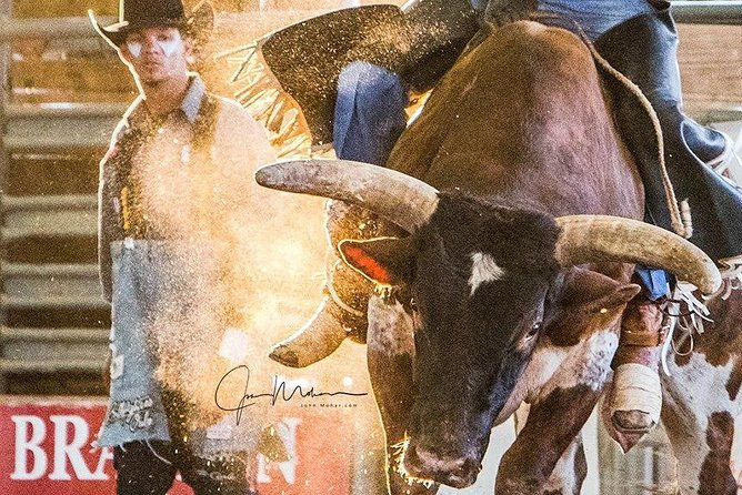 2020 Tejas Rodeo Company General Admission Ticket photo 1