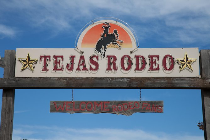 2020 Tejas Rodeo Company General Admission Ticket photo 7