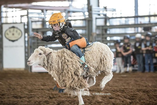2020 Tejas Rodeo Company General Admission Ticket photo 24