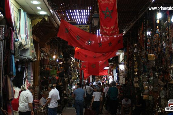 Full day trip marrakech sightseeing tour