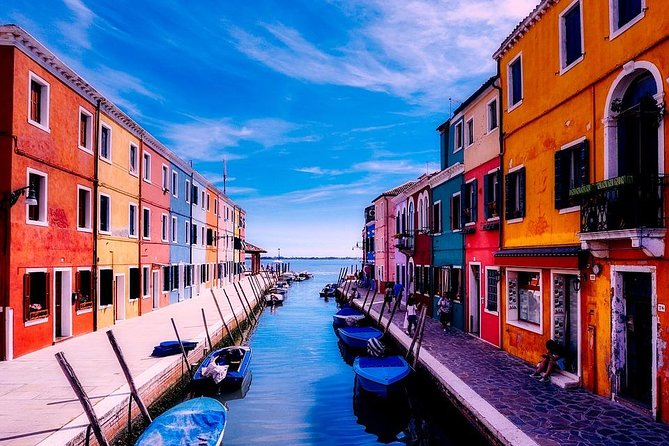 Private Excursion by Motorboat to the Islands of Murano, Burano and Torcello