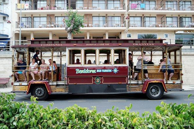 Benidorm Tourist Bus