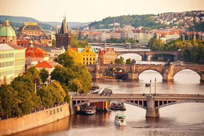 Private Airport Transfer Prague City Center to Prague Airport (PRG)