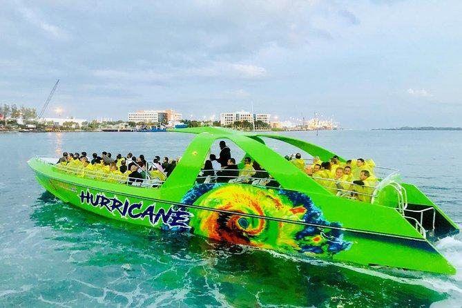 Excursão de barco a jato de furacões pela Extreme Sightseeing em Miami