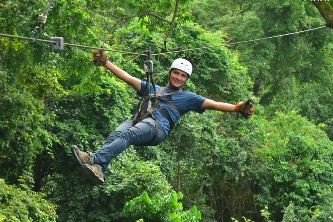 Canopy Tour From San Jose - Private VIP Service