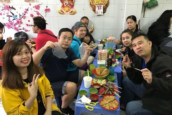 Hanoi: Small Group Street Food Walking Tour By Night photo 6