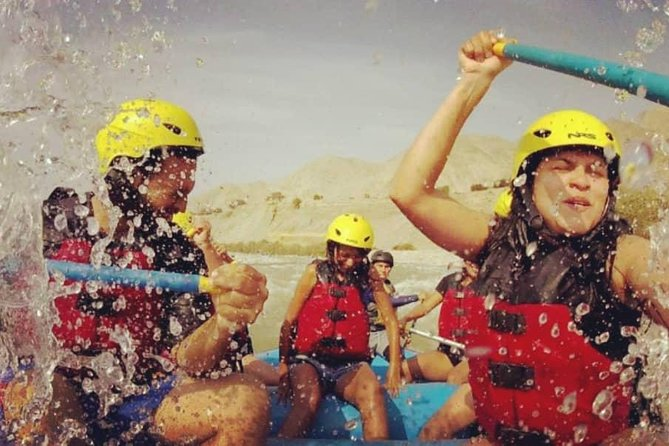 Lunahuana: Rafting and Quad full day from Lima