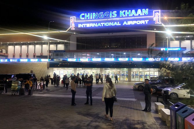 Airport Private Pick up & Drop off Services in Ulaanbaatar city, Mongolia