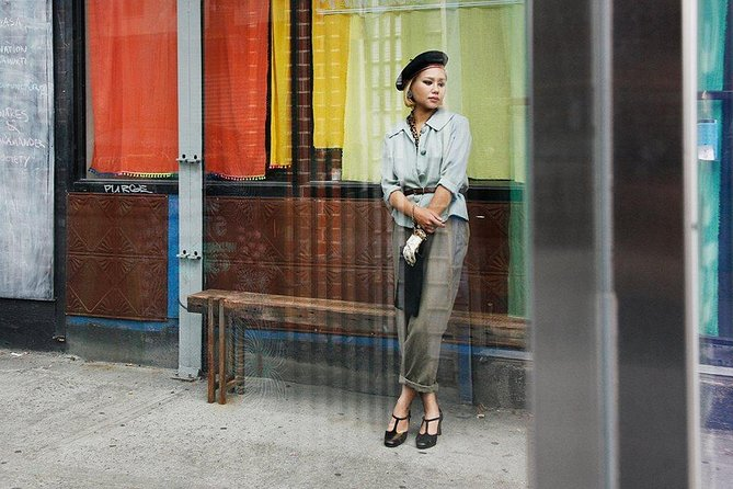 Private Brooklyn Shopping and Food Tour in Williamsburg with a Fashion Designer