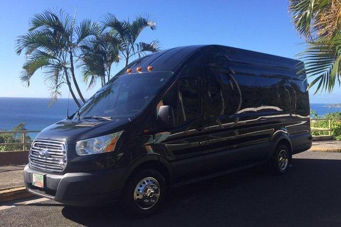 Transit Van to Rio Grande Area