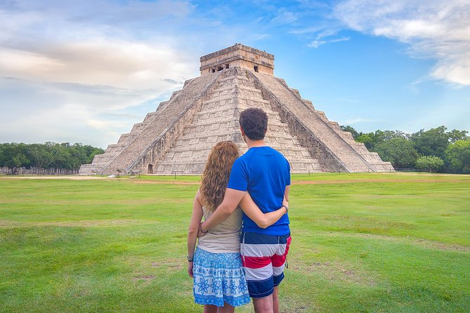 Chichen Itza Day Tour with Cenote and Valladolid from Cancun