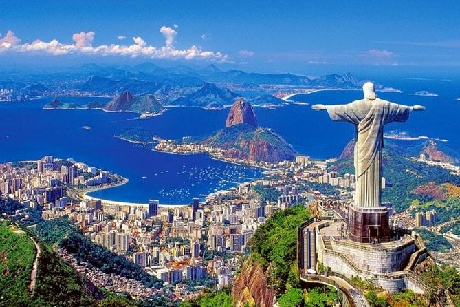 Full Day - Private Private Tour - For 1-5 PAX - The best of Rio in one day