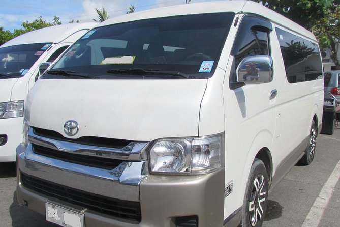 Caticlan Port to Kalibo Airport Private Transfer photo 1