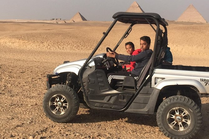 ATV Quad Bike Tour at Pyramids of Giza photo 7
