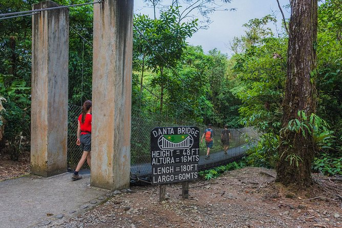 Afternoon Tour to Arenal Observatory Lodge and Natural Hot Springs River