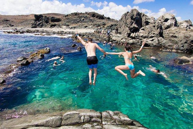 Safari pour la piscine naturelle sauvage