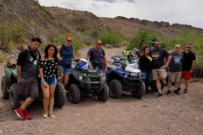 Half-Day Mojave Desert ATV Tour from Las Vegas with Lunch photo 4