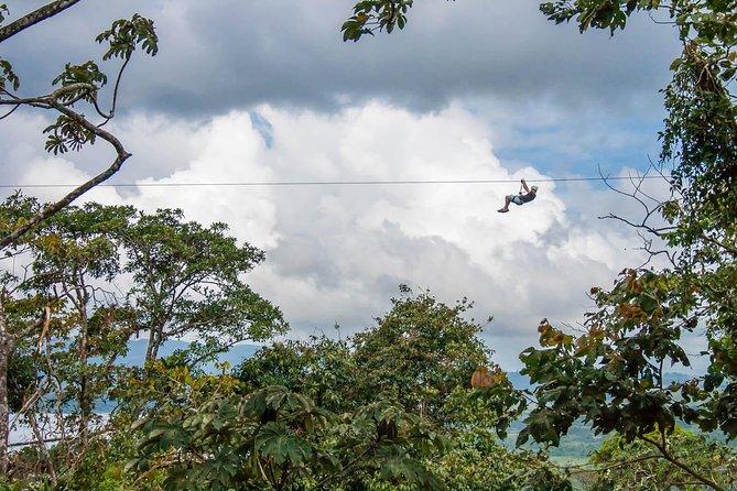 Sky Tram- Sky Trek & Arboreal Tree Climbing From Monteverde