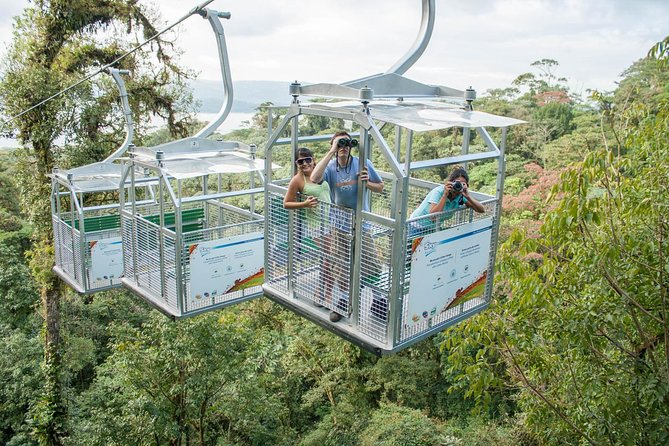 Sky Tram- Sky Trek & Sky Walk From Arenal