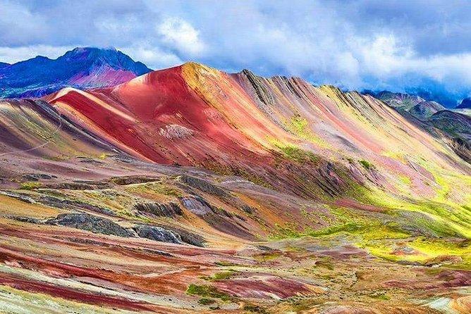 Colorful Mountain Tour