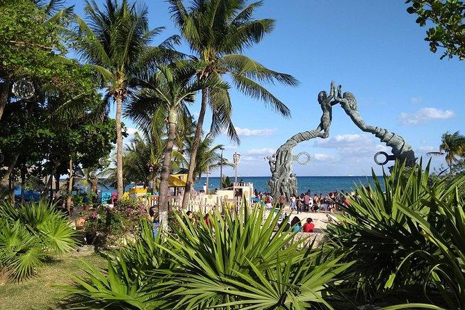 Combo Tulum & Playa del Carmen + Isla Mujeres Catamaran