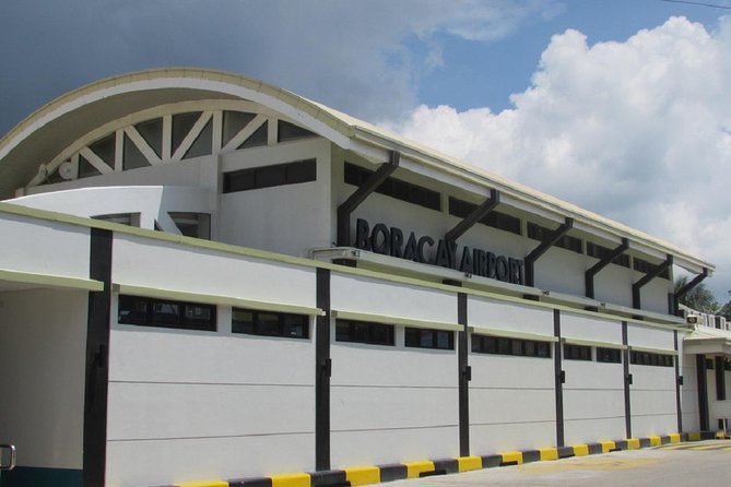 Boracay Island to Caticlan Airport Transfer with Private Van to Caticlan Airport
