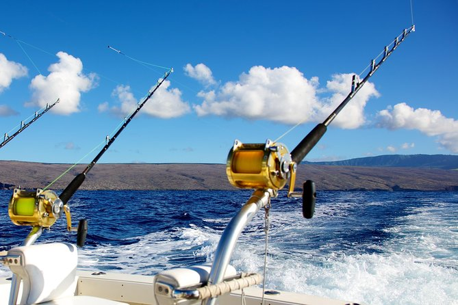 Deep Sea Fishing Day Tour in the Gulf of Mexico from Orlando