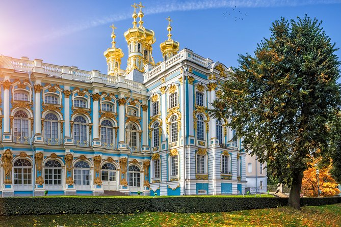 Royal St.Petersburg: 2-day Shore Mini-Group Excursion Visa-Free