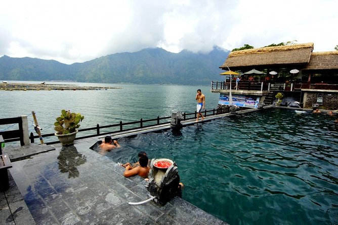 Kintamani Hot Spring Tour