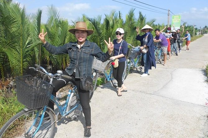 Tra Nhieu Eco Village Experiences- Bicycle Tour