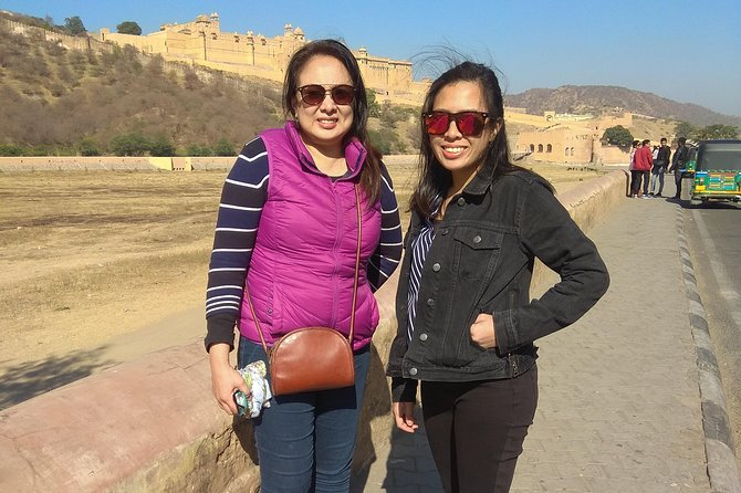 Jaipur private day Tour by Tuk Tuk with funny driver.