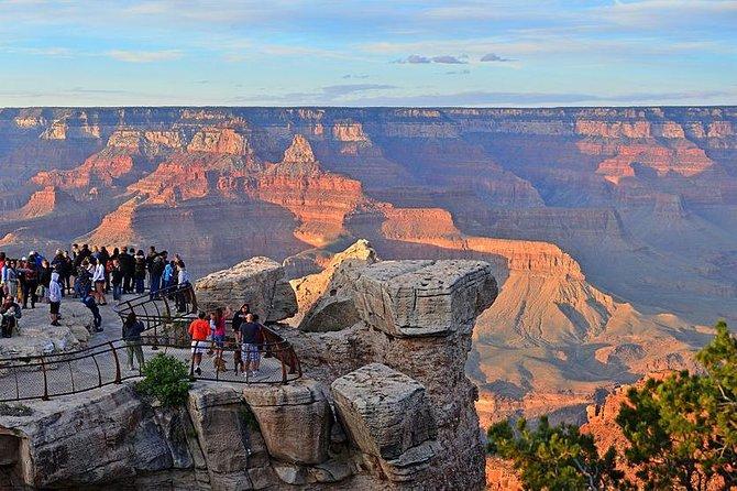 Grand Canyon + Antelope Canyon + Horseshoe Bend Day Trip from Las Vegas
