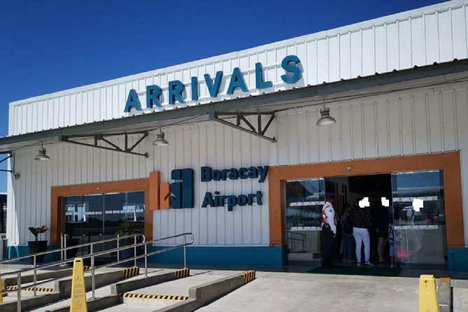 Round-Trip Caticlan Airport All-Inclusive transfer to Boracay Island