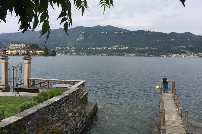 Lake Orta private guided tour photo 3
