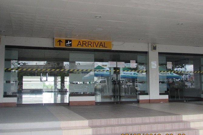 Roundtrip Kalibo All-Inclusive Airport transfer to Boracay Island