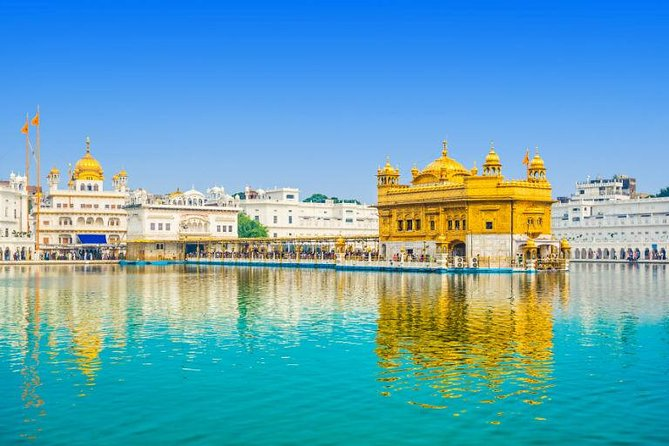 Golden Temple, Jallianwala Bagh, Partition Museum and Wagha Border.