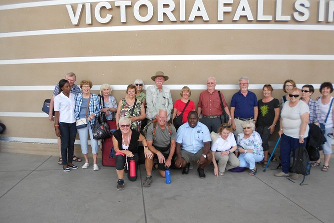 Airport Transfer from Victoria Falls International Airport